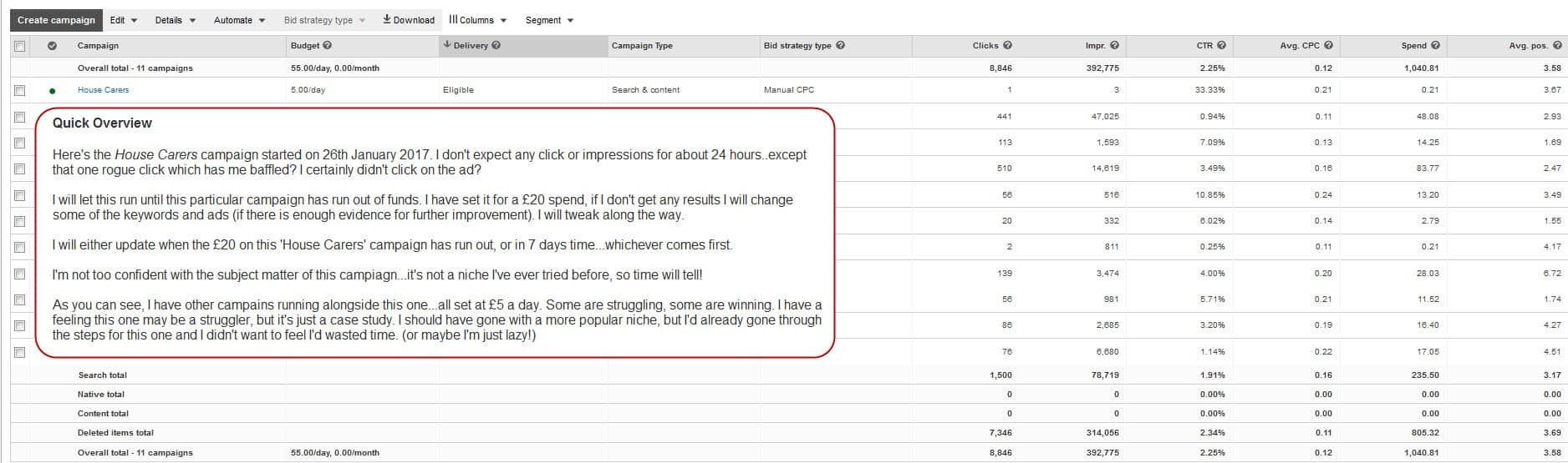 bingads v clickbank overview