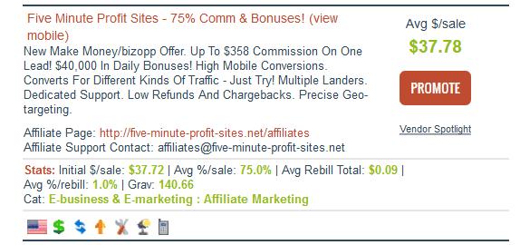 5 minute profit sites reviews